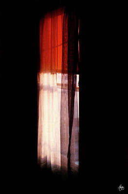 Photograph - Window Colors by Wayne King