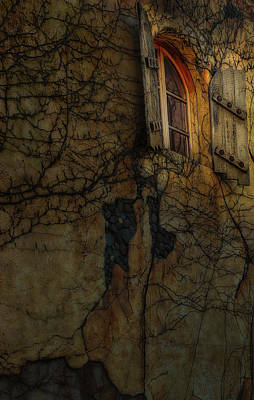 Photograph - Window Glow 2 by Thomas Hall