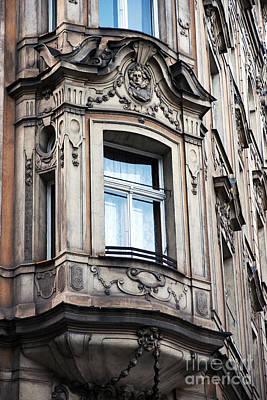 Photograph - Window History by John Rizzuto