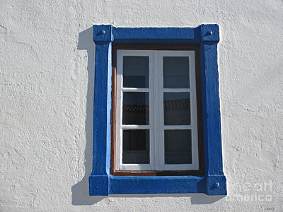 Photograph - Window In Redondo by Chani Demuijlder