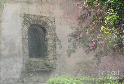 Window In The Wall Art Print