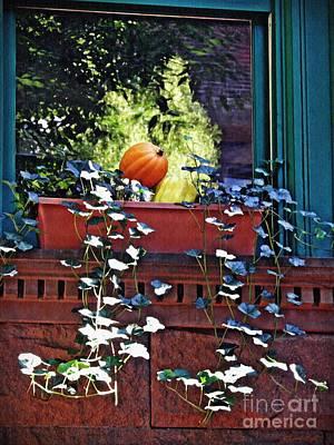 Ledge Photograph - Window Ledge Still Life  by Sarah Loft