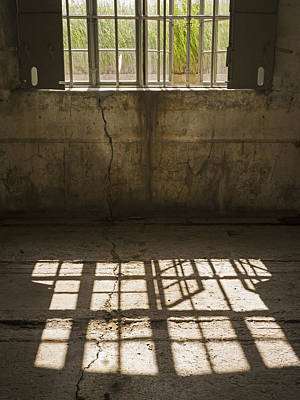 Photograph - Window Light And Shadow by Inge Riis McDonald