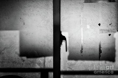 Photograph - Window Noir by Dean Harte