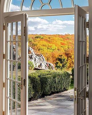 Photograph - Window Of Opportunity by Lori Strock