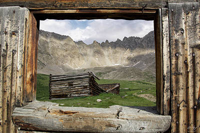 Photograph - Window Of Time by Aaron Spong
