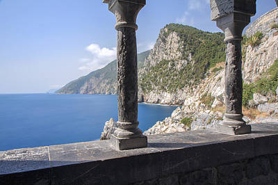 Photograph - Window On The Sea At Portovenere by Rick Starbuck
