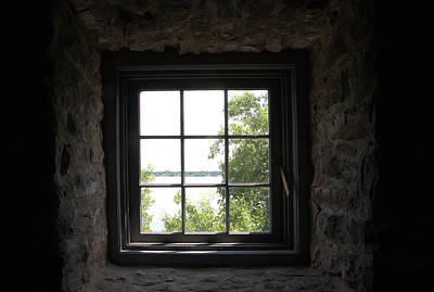 Photograph - Window on the St. Lawrence by Valerie Kirkwood
