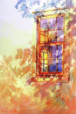 Window Out Back Original