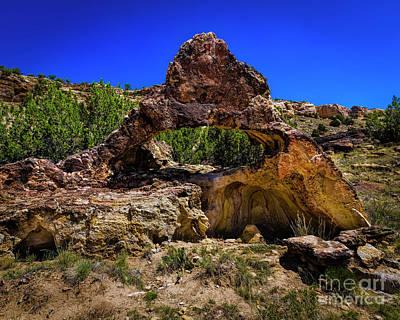 Window Rock Original by Jon Burch Photography