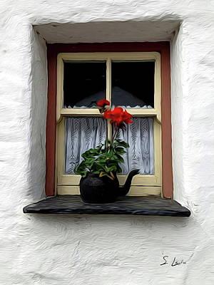 Photograph - Window by S Art