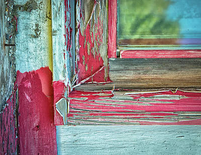 Photograph - Window by Samuel M Purvis III