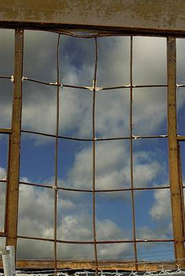 Photograph - Window by Sara Stevenson