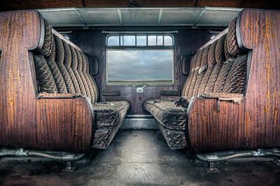 Photograph - Window Seats by Jason Green