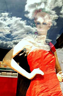 Photograph - Window Shopping by Diana Angstadt