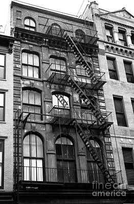 Photograph - Window Sizes In New York City by John Rizzuto