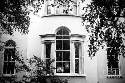 Photograph - Window Style In Charleston by John Rizzuto