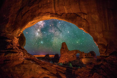 Photograph - Window To The Heavens by Darren White