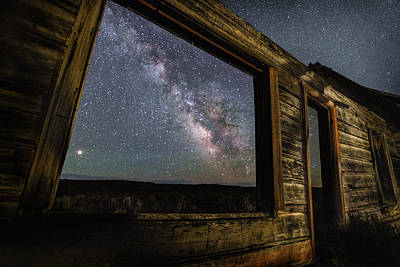 Photograph - Window To The Heavens by Michael Ash