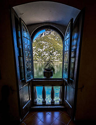 Photograph - Window To The Lake by Francisco Gomez