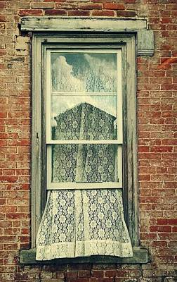 Window To The Past Art Print by Prairie Pics Photography