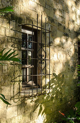 Photograph - Window To The Past by Shanna Hyatt