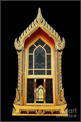 Window Art Print by Ty Lee