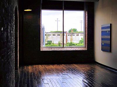 Photograph - Window View by Janice Drew