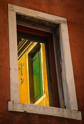 Photograph - Window Window by Kathleen Scanlan