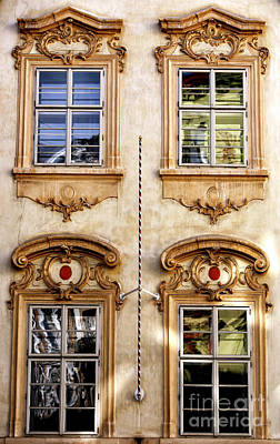 Photograph - Window Wonders by John Rizzuto