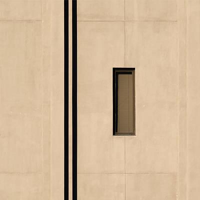 Photograph - Windows And Shadows 2 by Stuart Allen