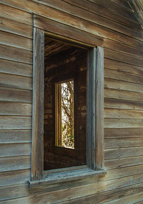 Photograph - Windows by Angie Vogel