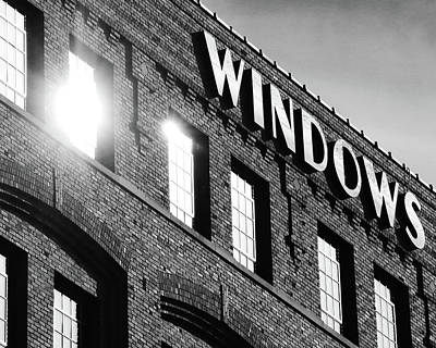 Photograph - Windows by Christopher McKenzie