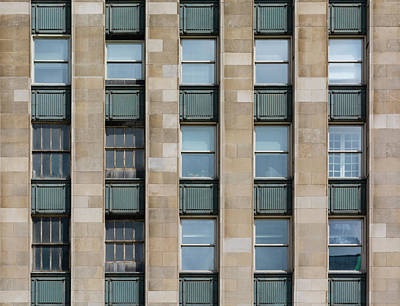 Photograph - Windows by Dennis Reagan