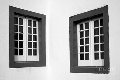 Windows Art Print by Gaspar Avila