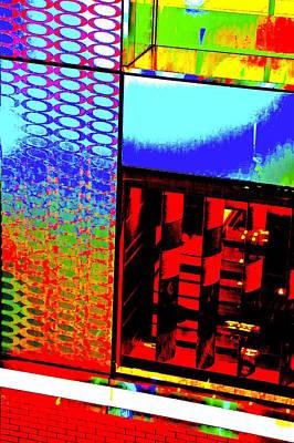 Photograph - Windows by Gillis Cone