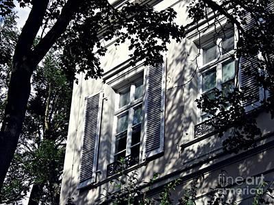 Photograph - Windows In Schierstein 2 by Sarah Loft
