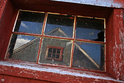 Photograph - Windows In Windows by John Meader