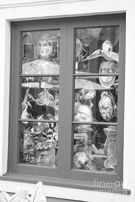 Photograph - Window's Many Faces by Alycia Christine