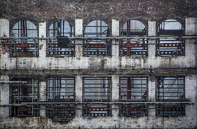 Wall Art - Photograph - Windows by Maureen Janson Heintz