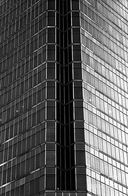 Photograph - Windows Mono by John Rizzuto