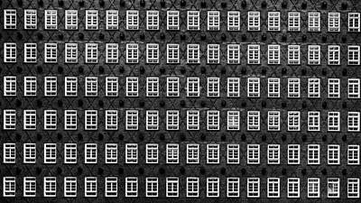 Hamburg Photograph - Windows by Mouzhik