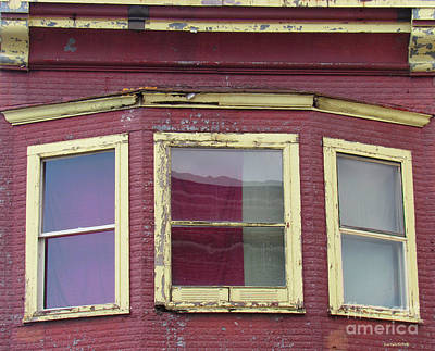 Photograph - Windows Need Love by Roberta Byram