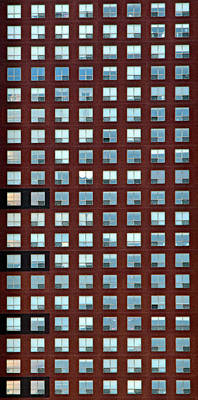 Photograph - Windows No. 5-1 by Sandy Taylor