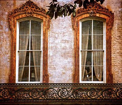 Photograph - Windows Of Savannah by Mark Andrew Thomas