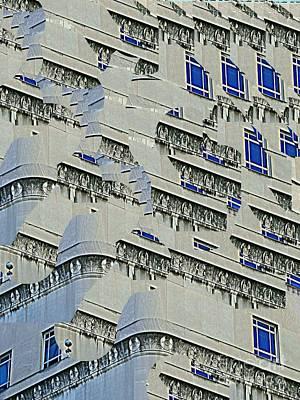 Digital Art - Windows On The Sky by Nancy Kane Chapman