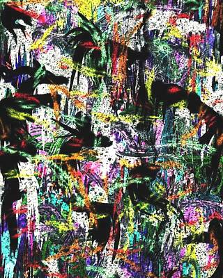 Digital Art - Windows On The World by Steve Swindells
