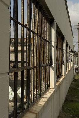 Photograph - Window's Pain 5 by Sara Stevenson