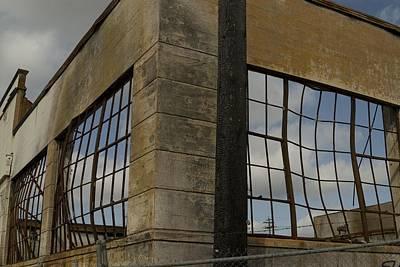 Photograph - Window's Pain by Sara Stevenson