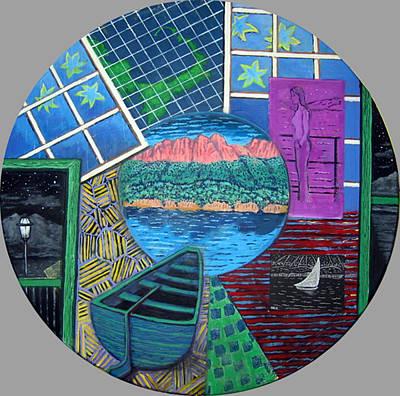 Windows Art Print by Susan Stewart